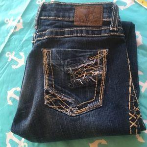BKE Stella 27x33.5 Skinny Jeans